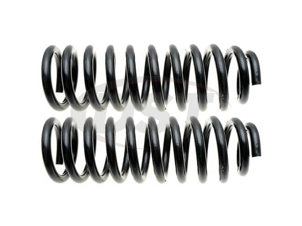 moog-81110 Front Coil Springs - Pair