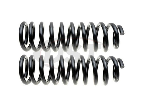 Moog-81114 Front Coil Springs - Pair