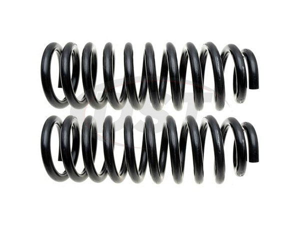 Moog-81116 Front Coil Springs - Pair