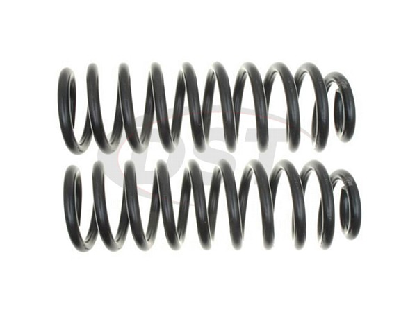 Moog-81130 Front Coil Springs - Pair - Constant Rate