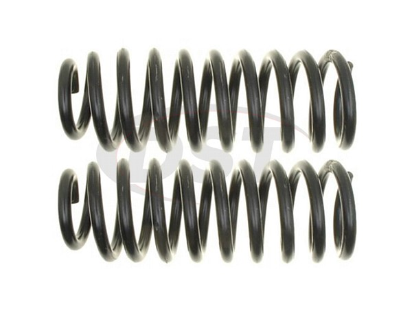 Moog-81132 Front Coil Springs - Pair - Constant Rate