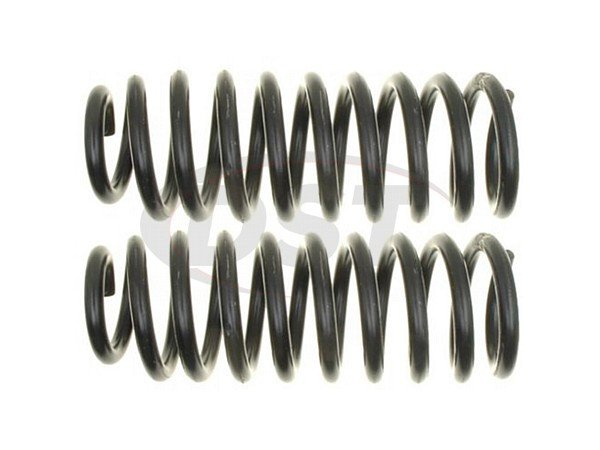 Ford Explorer 4WD 2003 Front Coil Springs - Pair - Constant Rate