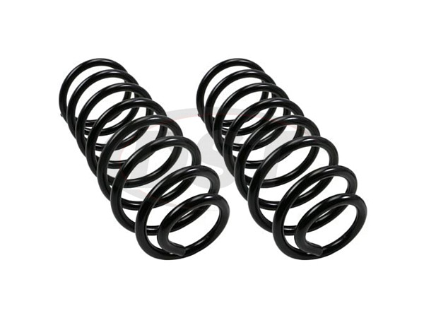 Moog-81134 Front Coil Springs - Pair