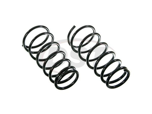 rear coil springs for the toyota rav4 Rav 4 Interior rear coil springs pair for the toyota rav4