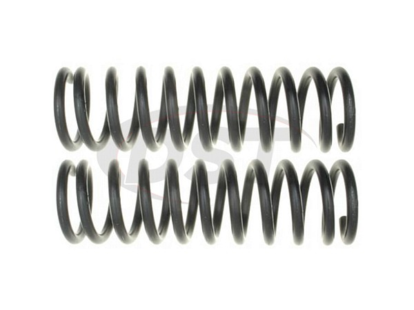 Moog-81138 Front Coil Springs - Pair