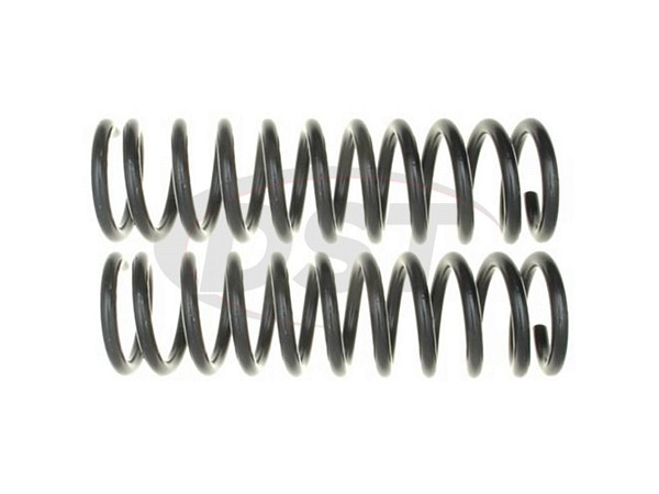Moog-81140 Front Coil Springs - Pair