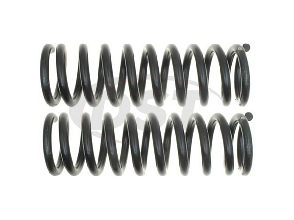 Moog-81144 Front Coil Springs - Pair