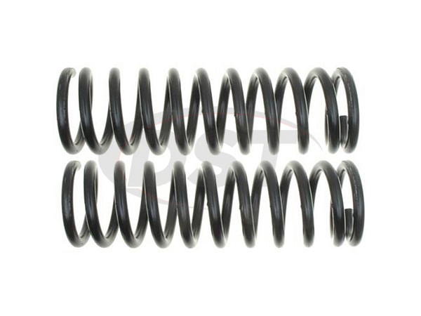 Moog-81150 Front Coil Springs - Pair