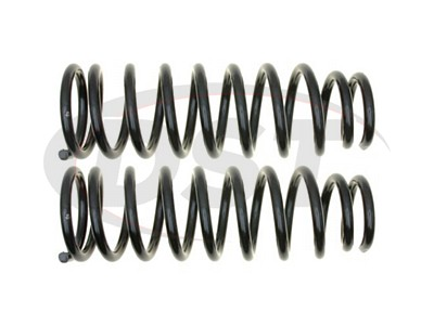 Rear Coil Springs - Pair - Constant Rate