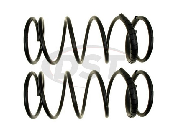 MOOG-81166 Front Coil Springs - Pair