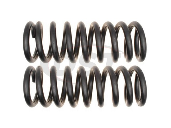 MOOG-81180 Front Coil Springs - Pair