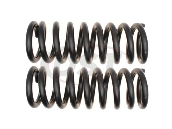 MOOG-81182 Front Coil Springs - Pair