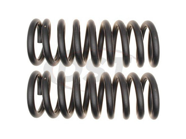 MOOG-81186 Front Coil Springs - Pair