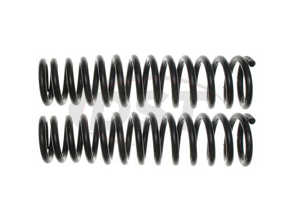 Moog-81210 Front Coil Springs - Pair