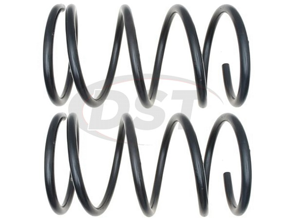 MOOG-81218 Front Coil Springs - Pair