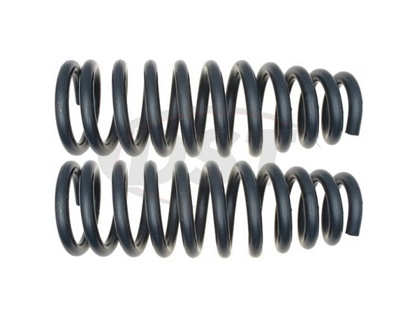 MOOG-81226 Front Coil Springs - Pair