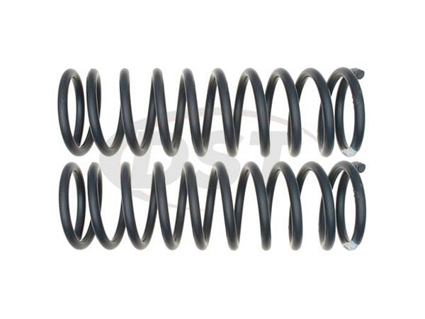 MOOG-81236 Front Coil Springs - Pair