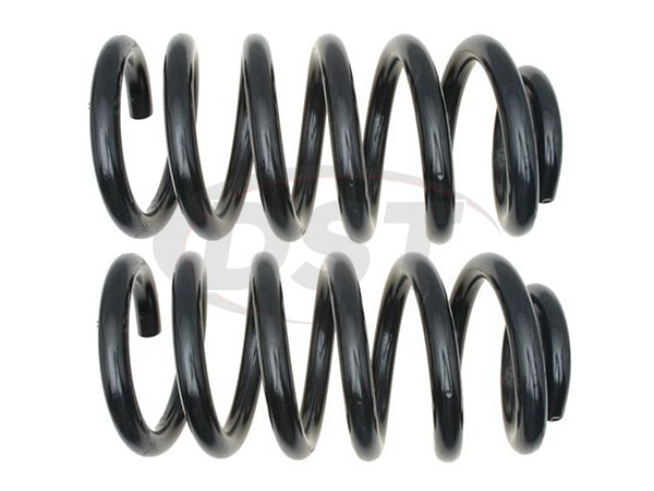 MOOG-81244 Front Coil Springs - Pair