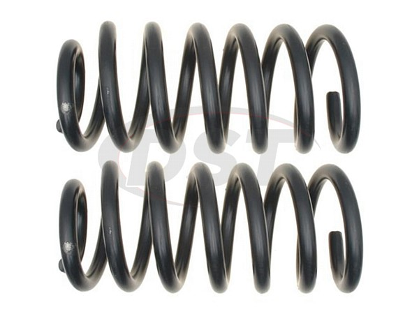 MOOG-81248 Front Coil Springs - Pair