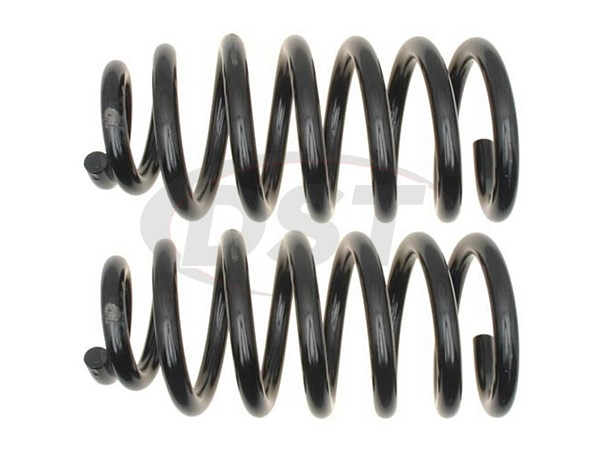 MOOG-81254 Front Coil Springs - Pair