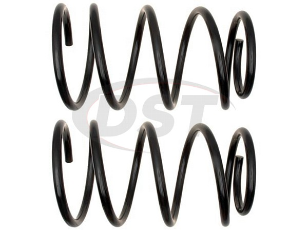 MOOG-81266 Front Coil Springs - Pair