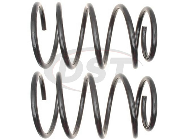 MOOG-81268 Front Coil Springs - Pair