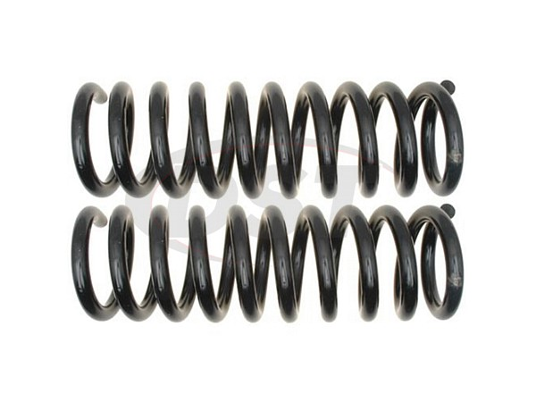 MOOG-81280 Front Coil Springs - Pair