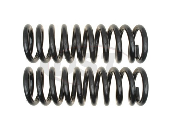 MOOG-81284 Front Coil Springs - Pair