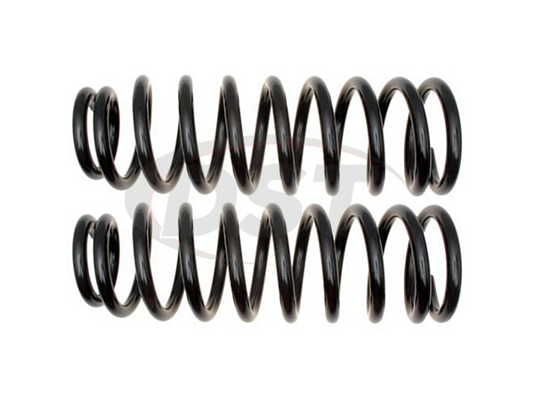 MOOG-81292 Front Coil Springs - Pair