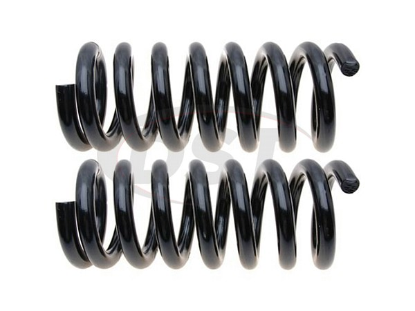 MOOG-81312 Front Coil Springs - Pair
