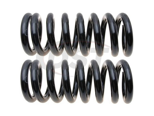 MOOG-81316 Front Coil Springs - Pair