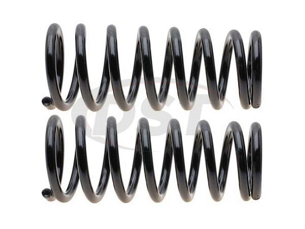 MOOG-81318 Front Coil Springs - Pair