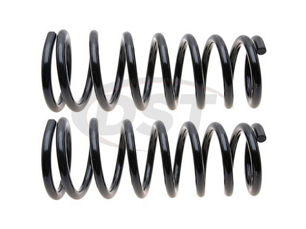 MOOG-81320 Front Coil Springs - Pair