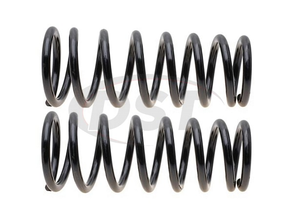 MOOG-81324 Front Coil Springs - Pair