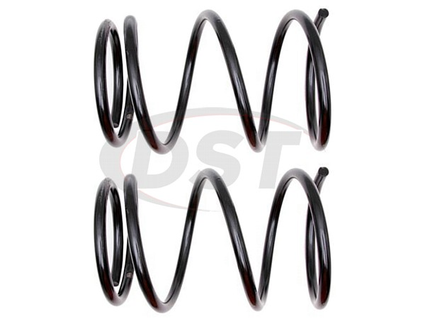 MOOG-81334 Front Coil Springs - Pair