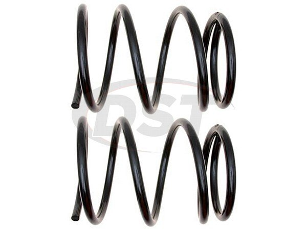 MOOG-81338 Front Coil Springs - Pair