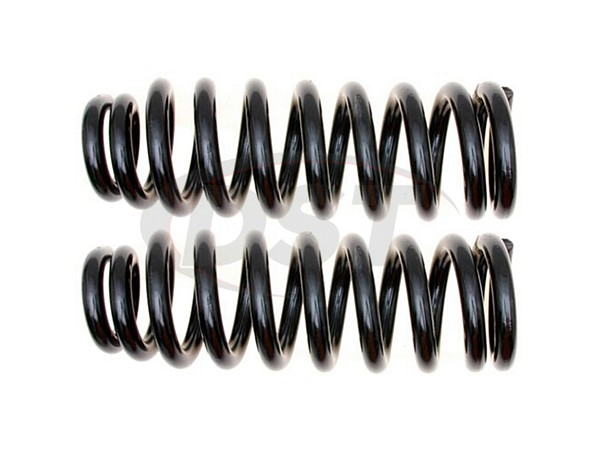 MOOG-81348 Front Coil Springs - Pair