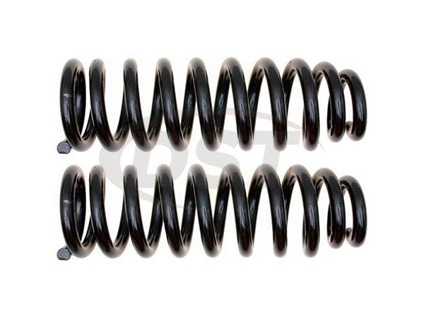 MOOG-81356 Front Coil Springs - Pair
