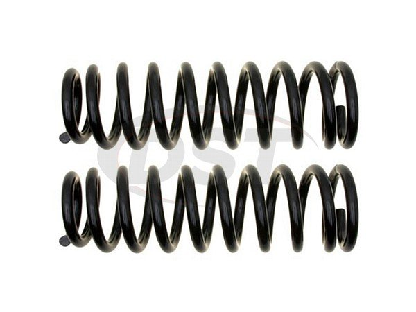 Honda Accord 2005 Coupe Front Coil Springs - Pair