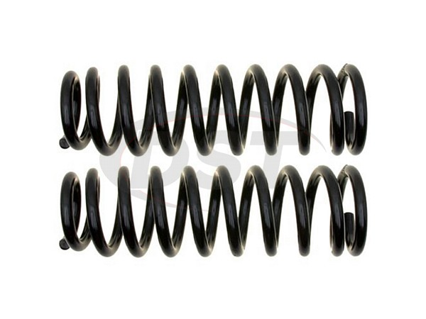 MOOG-81364 Front Coil Springs - Pair