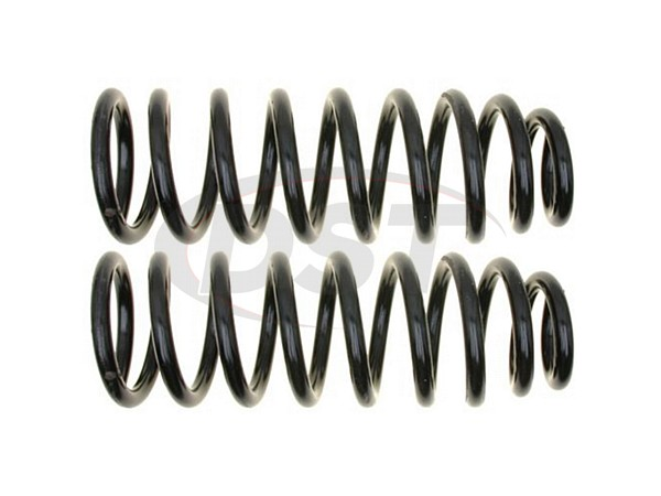 MOOG-81382 Front Coil Springs - Pair