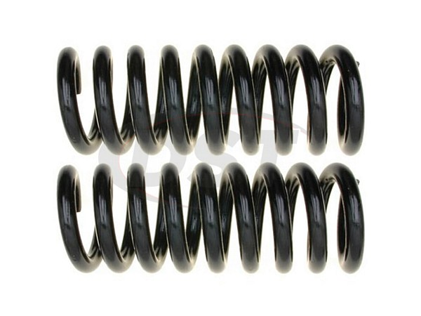 MOOG-81395 Rear Coil Springs - Pair