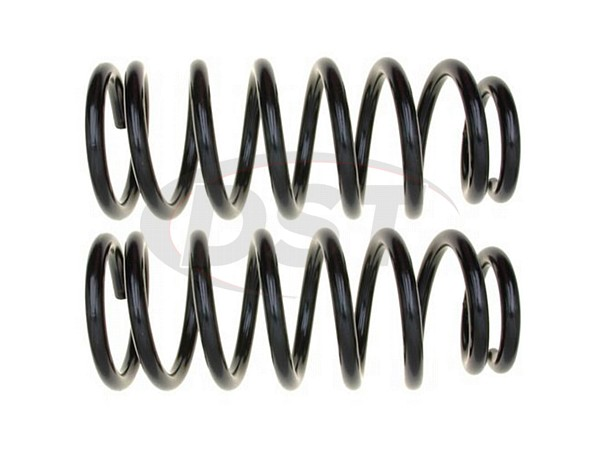 MOOG-81396 Front Coil Springs - Pair