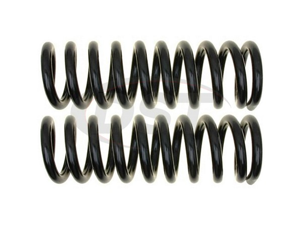 MOOG-81398 Front Coil Springs - Pair