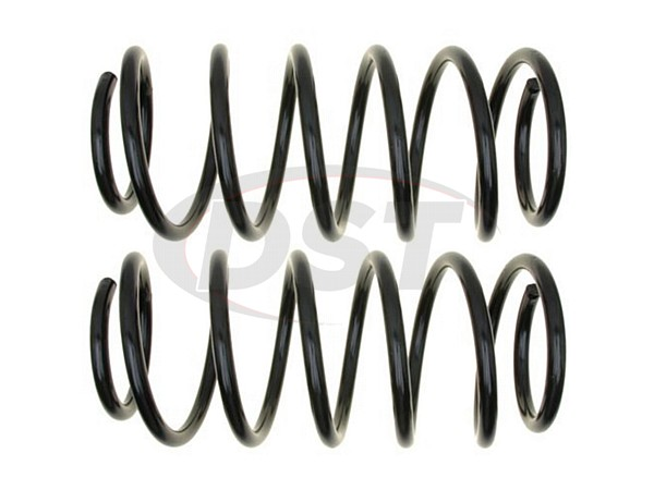 MOOG-81404 Front Coil Springs - Pair