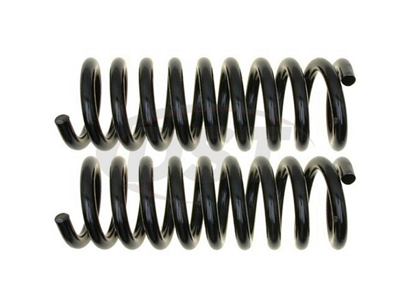 MOOG-81405 Rear Coil Springs - Pair