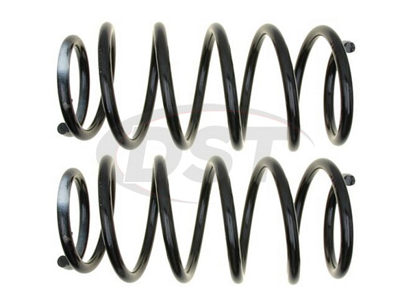 MOOG-81412 Front Coil Springs - Pair