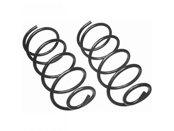moog-81415 Rear Coil Springs - Pair - Constant Rate