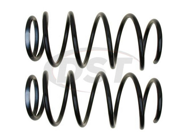MOOG-81436 Front Coil Springs - Pair - Constant Rate