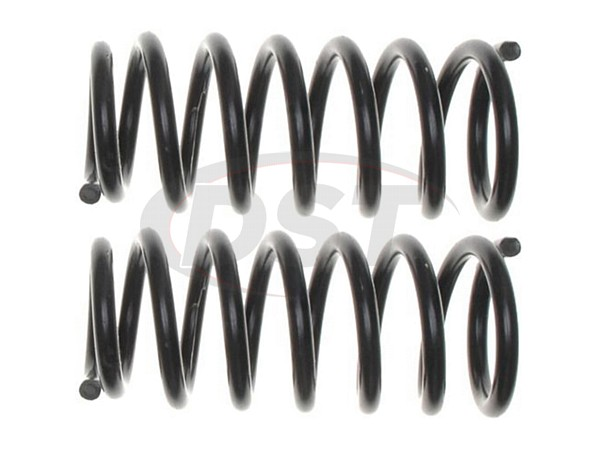 Moog-81461 Rear Coil Springs - Pair
